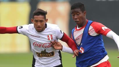 Selección Peruana: quinto día de entrenamiento de cara al partido contra Chile