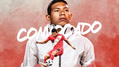 """Edison Flores: """"Feliz de saber que estaré representando a mi país en la Copa América"""""""