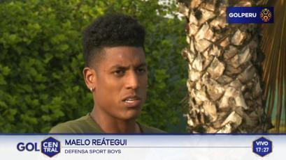 """Maelo Reátegui: """"Solo pensamos en regalarle un triunfo a nuestra gente"""""""