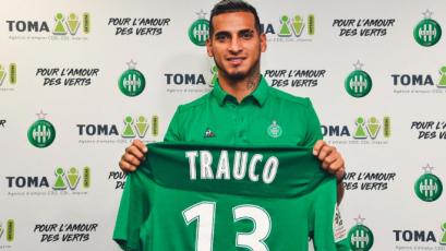 Oficial: Miguel Trauco es nuevo jugador del Saint-Étienne francés (VIDEO)