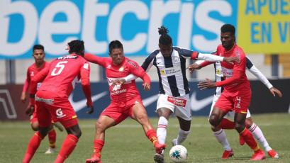 Liga1 Movistar: Sport Huancayo igualó 1-1 frente a Alianza Lima por la fecha 12