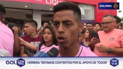 Josue Herrera: