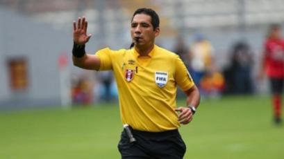 El peruano Diego Haro arbitrará el Paraguay vs. Qatar
