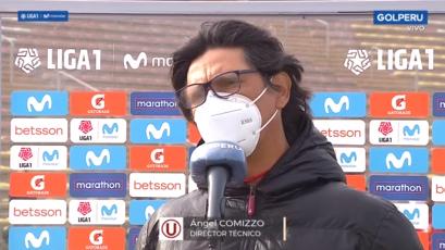 """Ángel Comizzo: """"Era importante ganar por la diferencia que seguimos manteniendo"""" (VIDEO)"""