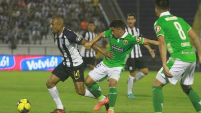Alianza Lima cayó ante Audax Italiano en la 'Noche Blanquizul'