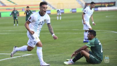 Clasificatorias Sudamericanas: Argentina le dio vuelta y triunfó ante Bolivia en La Paz 15 años después