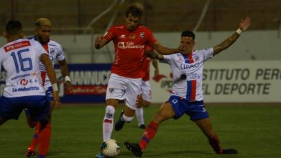 Liga1 Movistar: Cienciano volvió al triunfo ante Carlos Mannucci en Trujillo (VIDEO)