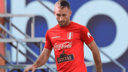 Selección Peruana: Horacio Calcaterra fue convocado para el partido contra Argentina