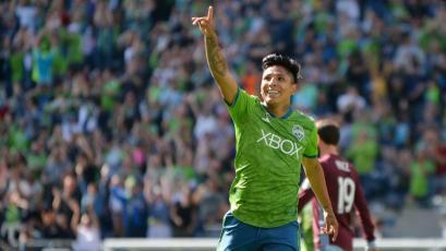Seattle Sounders: Raúl Ruidíaz fue elegido el deportista masculino del año en todo Seattle