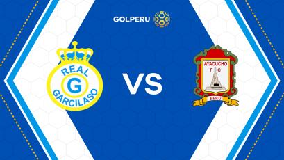 Real Garcilaso y Ayacucho FC se enfrentan en Cusco