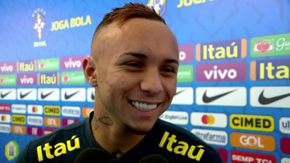 """Everton espera que """"Guerrero no tenga una feliz tarde"""" en la final de la Copa América"""