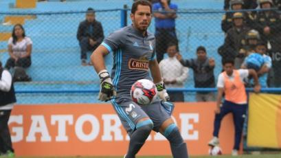 Sporting Cristal hizo oficial la salida de Patricio Álvarez por indisciplina