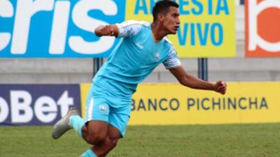 """Alex Valera: """"Mi padres me convencieron de jugar fútbol profesional"""" (VIDEO)"""