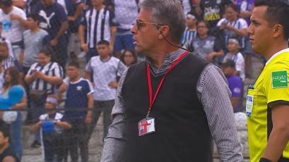 Alianza Lima vs. Sport Huancayo: El reclamo de Pablo Bengoechea para su defensa tras el gol