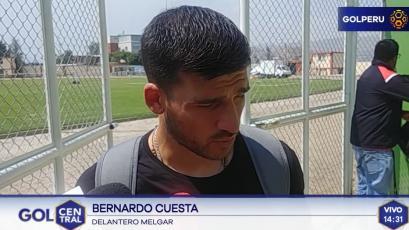 Bernardo Cuesta: