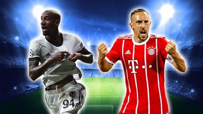 Besiktas recibe al Bayern Múnich