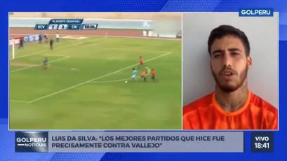 Beto da Silva y su fichaje por César Vallejo: