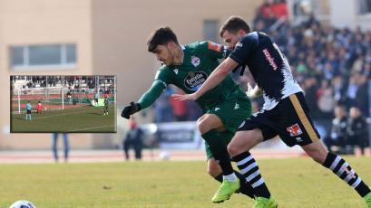 Copa del Rey: Beto da Silva anotó de penal, pero Deportivo La Coruña fue eliminado (VIDEO)