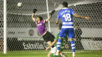 Beto Da Silva debutó con dos goles en Deportivo La Coruña en partido amistoso (VIDEO)
