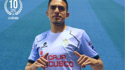 Juan Diego Lojas dejó de ser jugador de Real Garcilaso