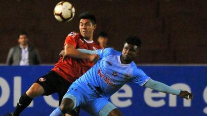 Copa Sudamericana: Binacional no pudo con Independiente y quedó eliminado (1-2)