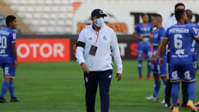 """Roberto Mosquera: """"Hay orgullo por estar punteros en el acumulado y en la Fase 2"""" (VIDEO)"""