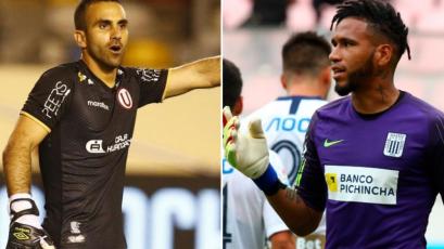 Universitario vs Alianza Lima: José Carvallo y la ventaja sobre Pedro Gallese en el Clausura