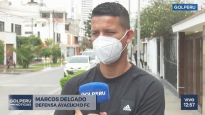 Marcos Delgado: