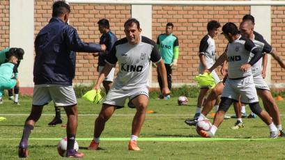 Binacional ya entrena pensando en el Torneo Apertura