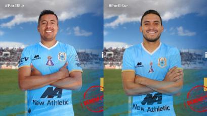 Deportivo Binacional: Michael Sotillo y Ángel Pérez renuevan por todo el 2020