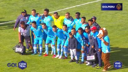 Liga1 Movistar: Binacional se coronó como el equipo más goleador del Torneo Apertura