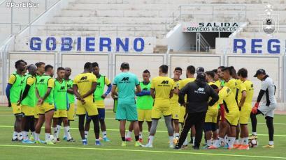 Deportivo Binacional confirmó su presencia en la final de este domingo