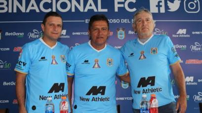 Liga1 Movistar: Binacional presentó oficialmente a Flabio Torres como su entrenador (VIDEO)