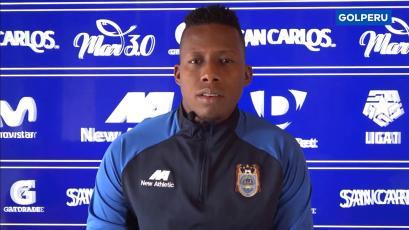 Camilo Mancilla y la campaña 2021 con Deportivo Binacional: