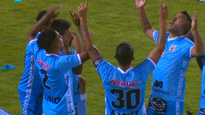 Binacional derrota a Sport Rosario (2-0) en Huaraz