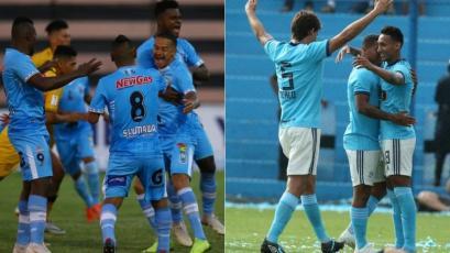 Liga1 Movistar: entérate aquí qué sucede si Binacional y Sporting Cristal empatan en puntos