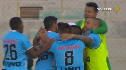 Deportivo Binacional se impuso ante UTC