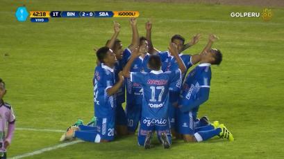 Binacional venció a Sport Boys en Arequipa