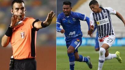 Binacional vs Alianza Lima: Augusto Menéndez será el árbitro del partido y no Edwin Ordóñez