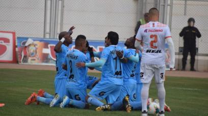Binacional derrotó 2-1 a Ayacucho FC en Juliaca y se metió a la pelea del Torneo Clausura