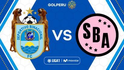 Binacional vs Sport Boys: hora, estadio y posibles alineaciones por Liga1 Movistar