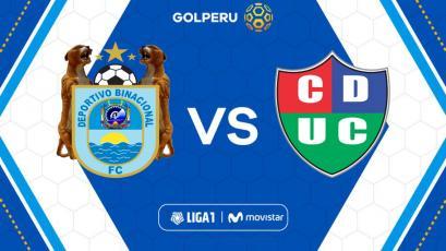 Deportivo Binacional y Unión Comercio se miden por la fecha 13 de la Liga1 Movistar