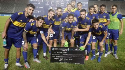 Carlos Zambrano recibió un buen puntaje tras volver a jugar con Boca Juniors