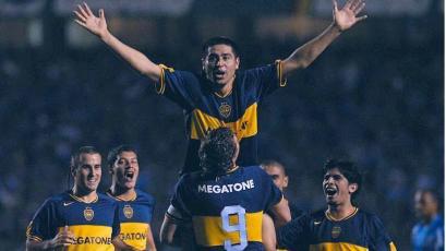Juan Román Riquelme recibe su primer cumpleaños como dirigente de Boca