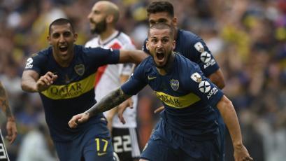 Copa Libertadores: Boca viaja a Madrid con plantel completo para la final