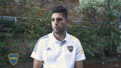 Carlos Zambrano y su presente en Boca Juniors:
