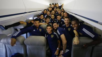 Copa Libertadores: Carlos Zambrano arribó a Venezuela con Boca Juniors y podría debutar (VIDEO)