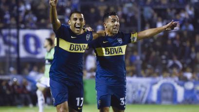 Boca Juniors logró el bicampeonato en el fútbol argentino