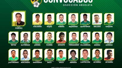 Bolivia inicia entrenamientos este lunes