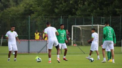Bolivia empató 1-1 con club brasileño de Cuarta División antes de la Copa América Brasil 2019